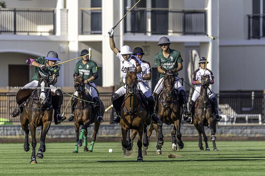 Semi: UAE Polo vs Bangash