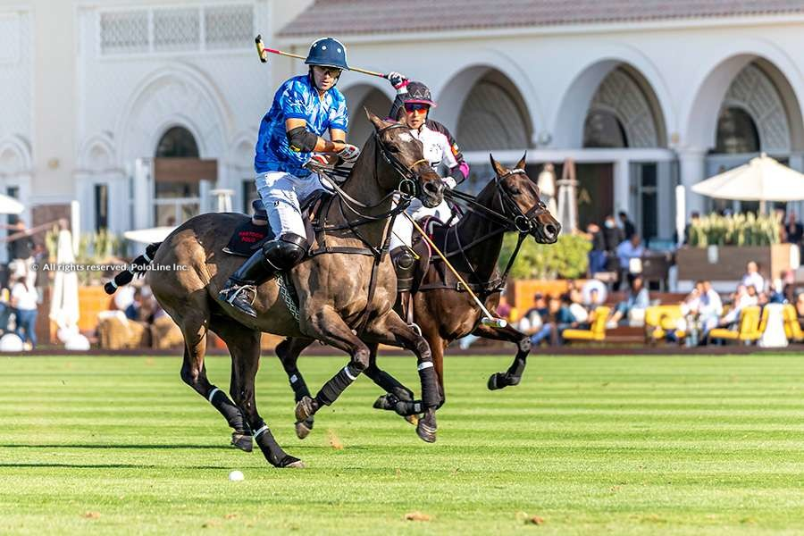 IFZA Silver Cup Final: Habtoor vs UAE Polo