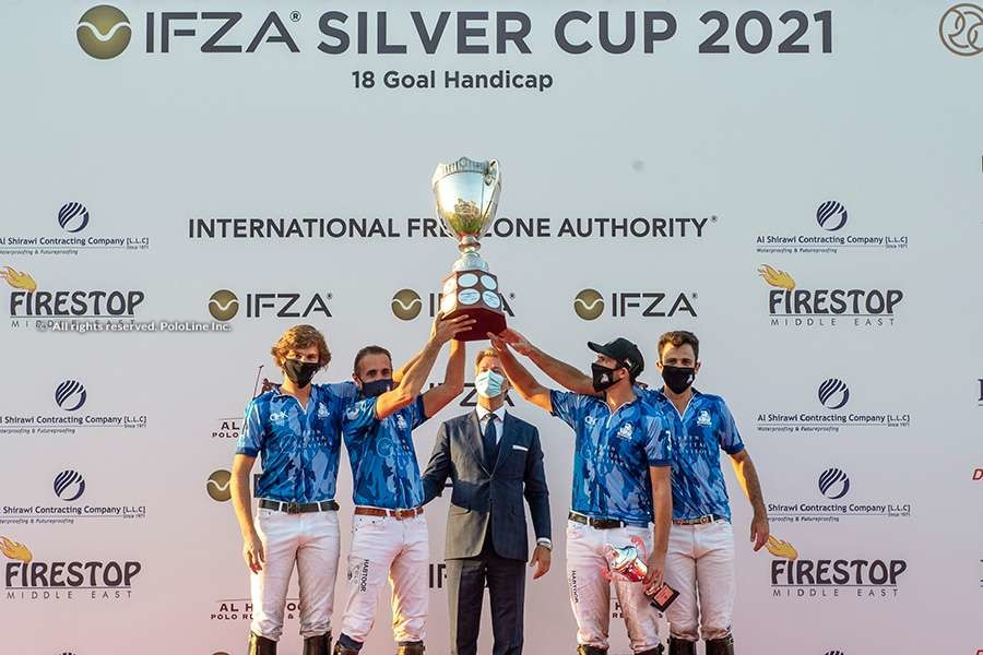 IFZA Silver Cup Awards