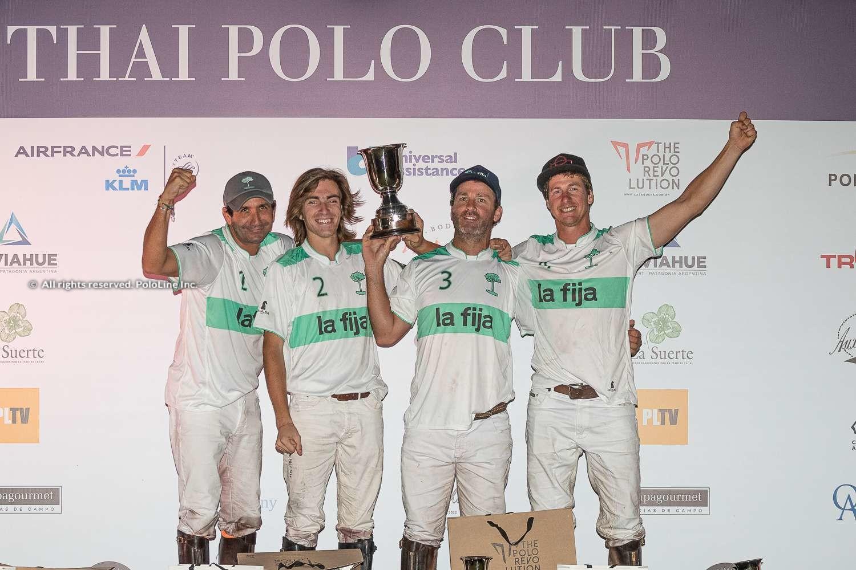 Thai Polo Weekend Tournament PRIZE GIVING