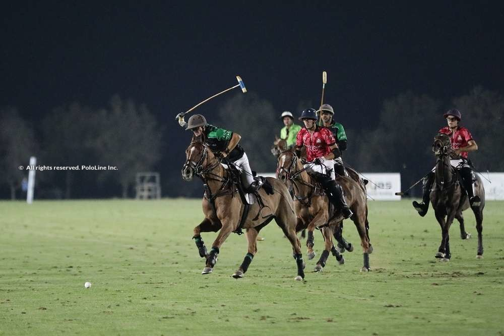 HH President of UAE Polo Cup Day 3