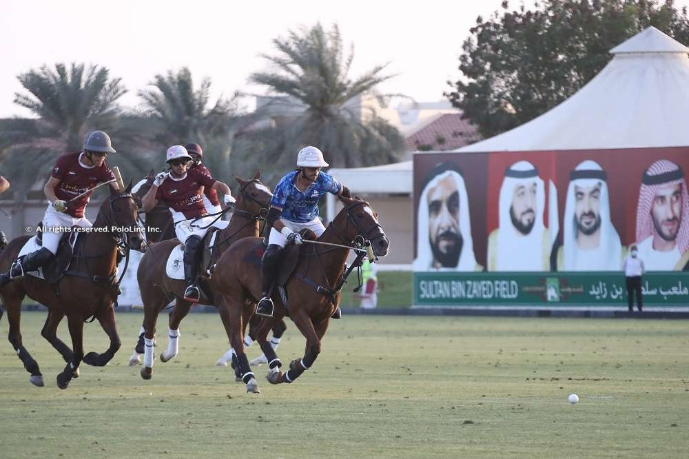 HH President of UAE Polo Cup Day 2