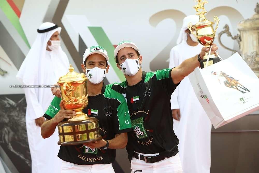 HH President of UAE Cup Final: Ghantoot vs Habtoor