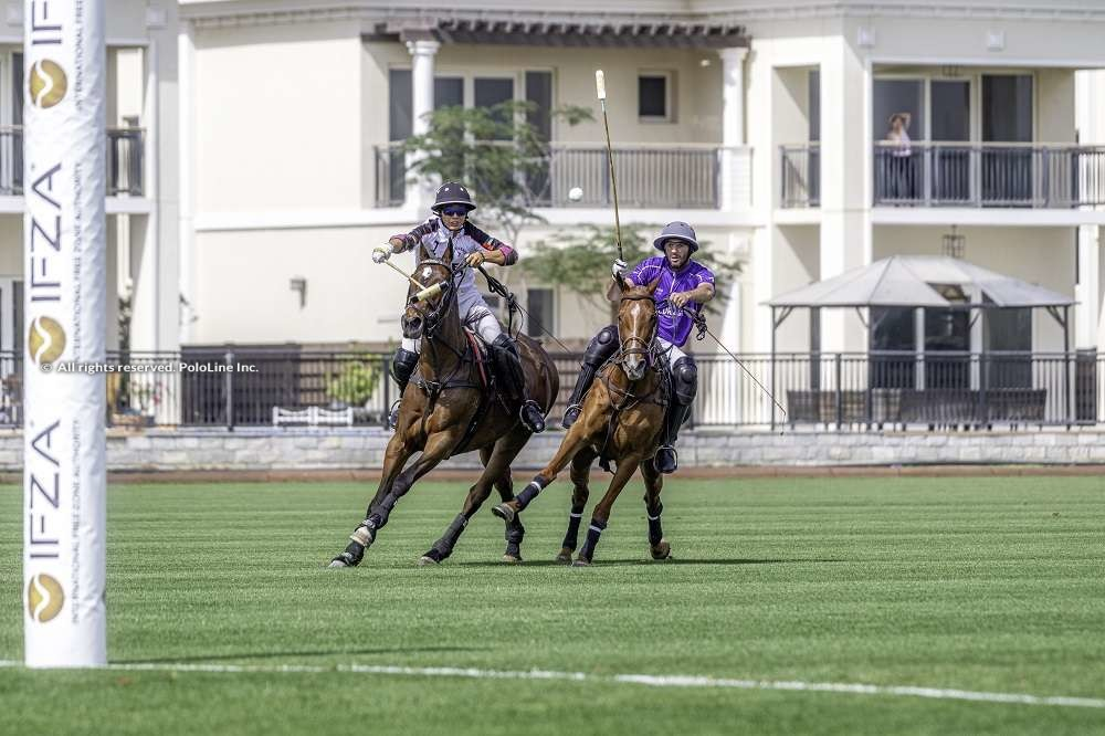 UAE Polo vs Abu Dhabi
