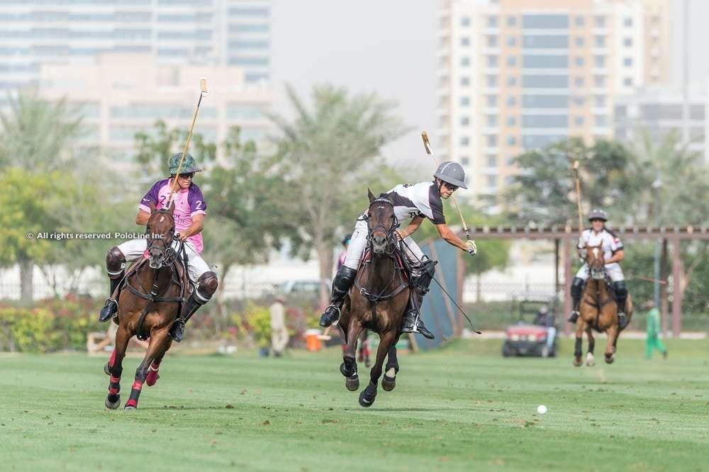 Dubai Challenge Cup Day 2