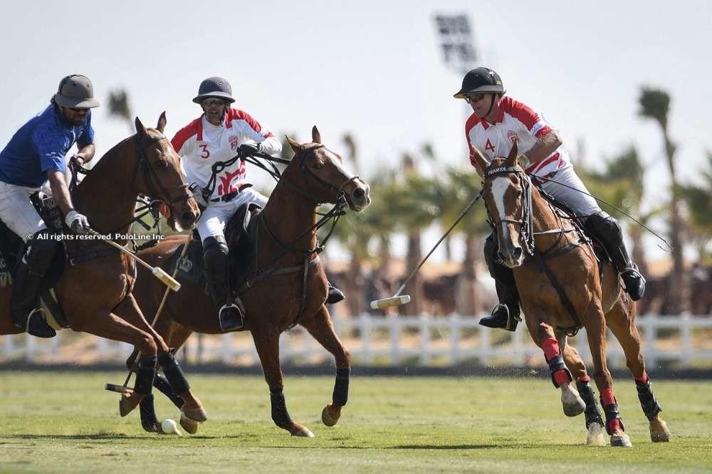 Port Ghalib Subsidiary Final: Piramide vs OS Polo