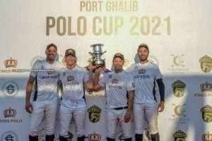 Kings Polo claims Port Ghalib Polo Cup