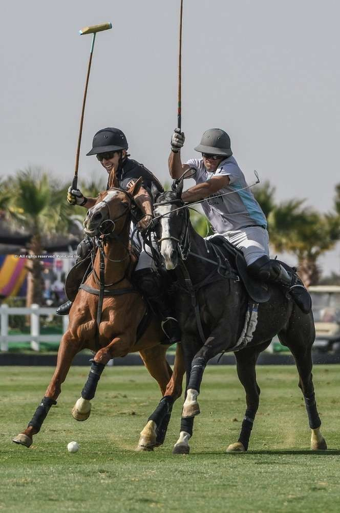 Mangroovy vs Kings Polo