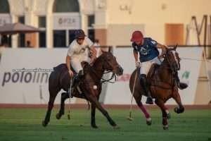 Dubai Cup: El Basha y AM Polo, los ganadores de la fecha 2
