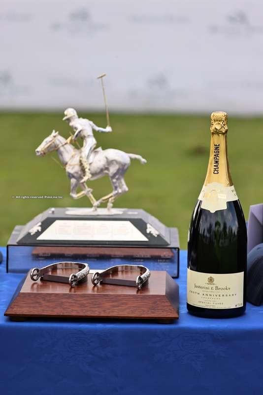 Final Prince of Wales Trophy, Awards Presentation