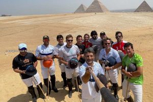 A visit to the magnificent pyramids of Egypt