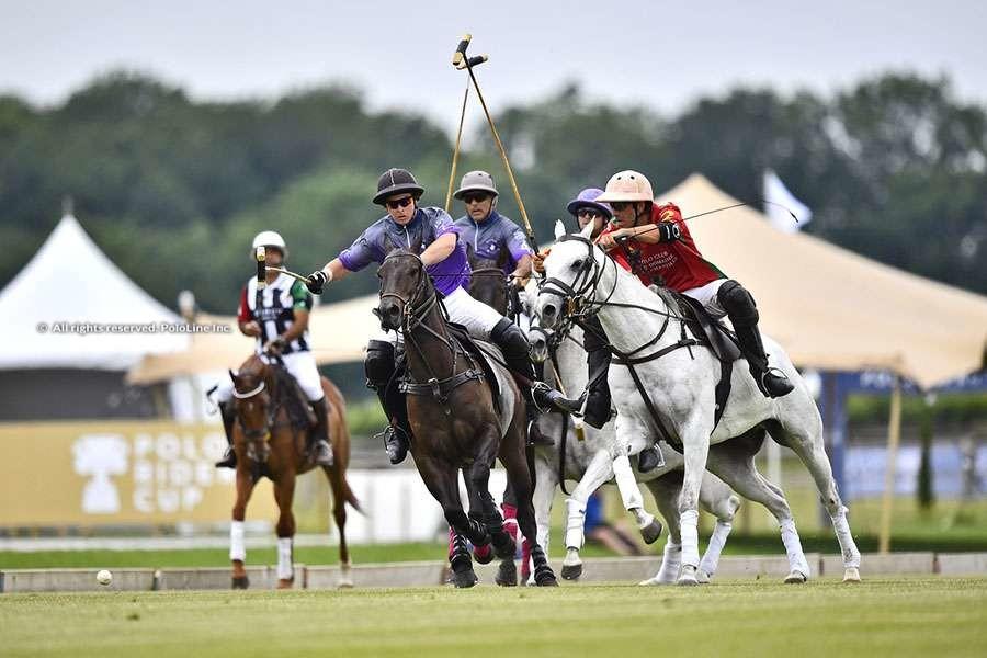 Chantilly vs Polo Park Zurich