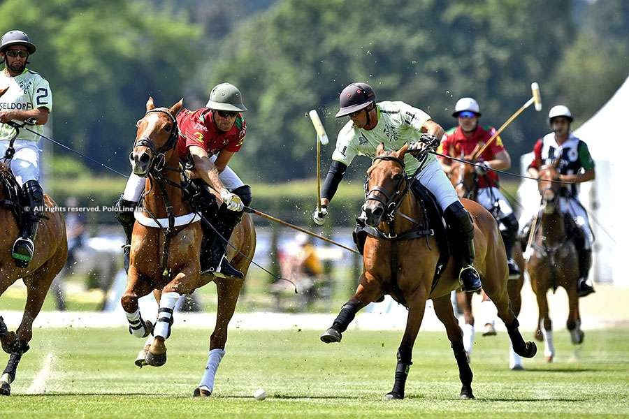 Polo Rider Cup: Chantilly vs Dusseldorf