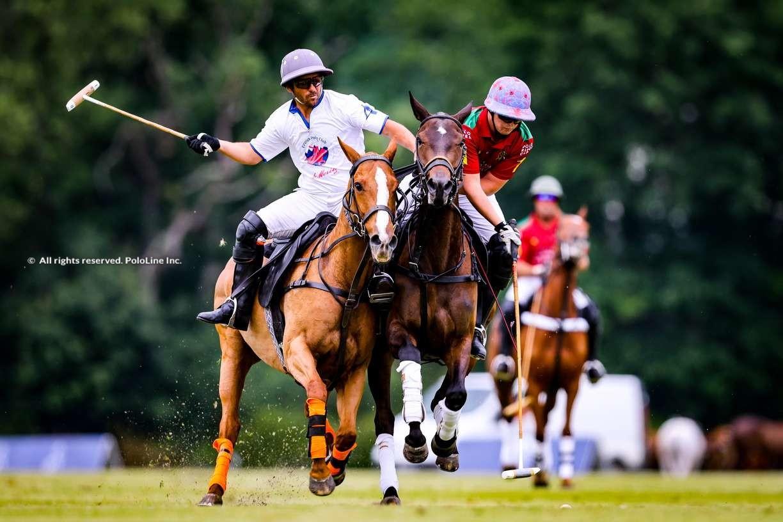 Chantilly vs Evviva St. Moritz