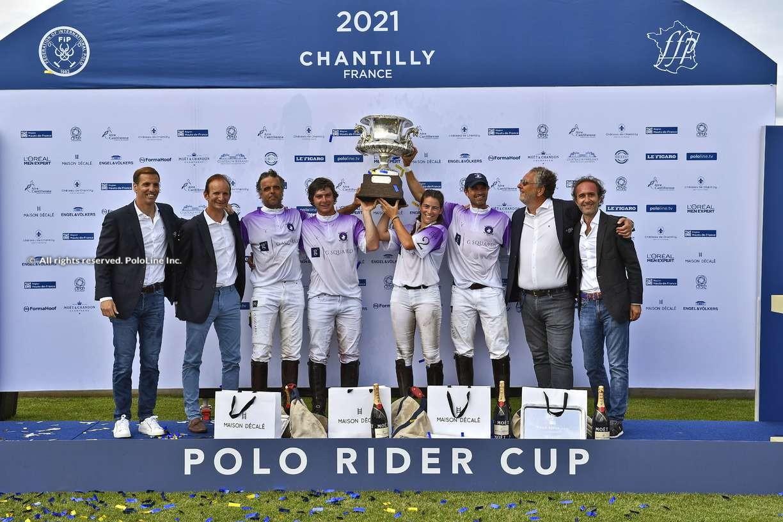 Polo Rider Cup Final: Polo Park Zurich vs Deauville