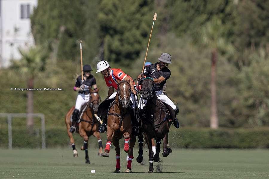 East Polo Team vs Hanuman