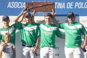 Abierto de San Jorge: La Natividad, el primer campeón 2021 del alto handicap en Argentina