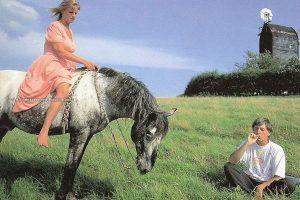 Linda McCartney, la fotógrafa apasionada de los caballos