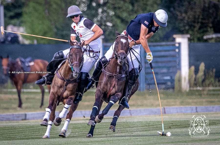 Marquard Media vs. Brittany Polo – Open de France
